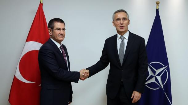 Canikli në Bruksel, drejt bashkëpunimit ushtarak Turqi-Francë-Itali për raketat SAMP/T | TRT  Shqip