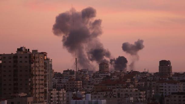Israel bombardiert erneut Palästinenser im Gazastreifen