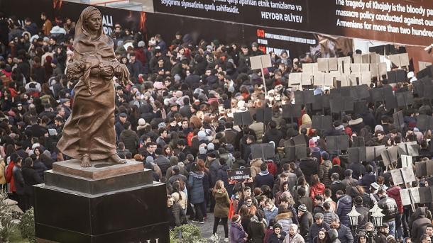 Azerbejdžan obilježava 27. godišnjicu masakra u Hodžaliju