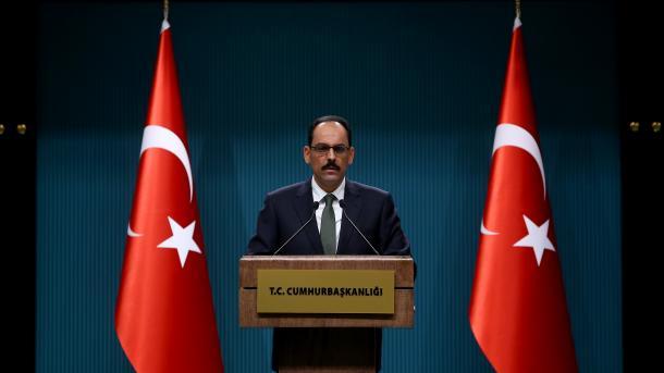 Ibrahim Kalin: Turska se protivi svim oblicima terorizma u Siriji
