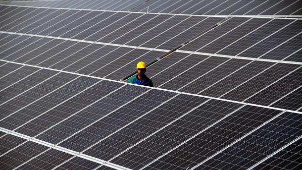 Turqia ndërton fabrikën e parë të paneleve diellore   TRT  Shqip