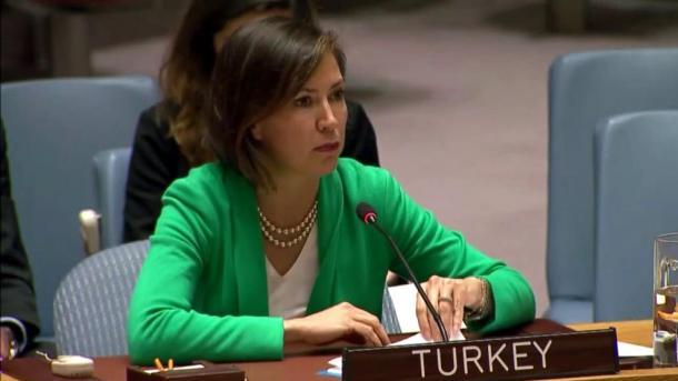 La Turquie répond aux déclarations des Etats-Unis sur les aides à la Palestine