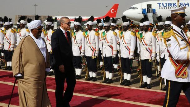 Presidente de Turquía llama