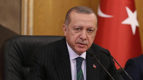 Эрдоган иПутин назвали решение США поИрану ошибкой
