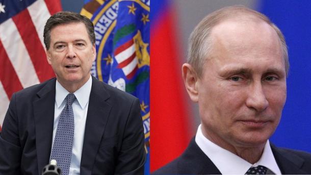 Putin ironizon: Rusia e gatshme t'i ofrojë azil politik ish-kreut të FBI-së, James Comey | TRT  Shqip
