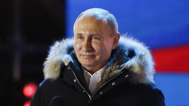 Rusi – Putini zgjidhet president për herë të katër, në krye të shtetit deri në vitin 2024 | TRT  Shqip
