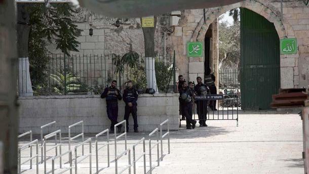 Myslimanët nuk do të hyjnë në Haremi Sherif pa u anuluar të gjitha zbatimet | TRT  Shqip