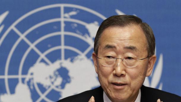 Ban Ki-Moon: U Siriji se čine ratni zločini