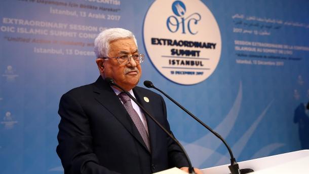 Abbas: Palestina s'do të lejojë kurrë pjesëmarrjen e SHBA-së në procesin e paqes | TRT  Shqip