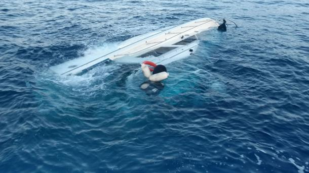 10 morts dans un naufrage en Égypte — Migrants