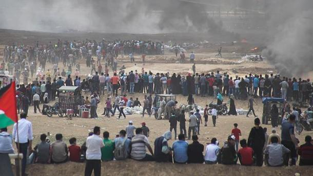 Palestinezët kërkojnë mbrojtje ndërkombëtare | TRT  Shqip