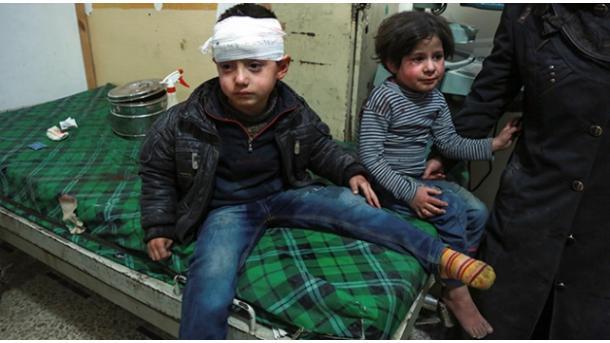 U napadima Assadovih snaga u Istočnoj Guti ubijeno najmanje 38 civila
