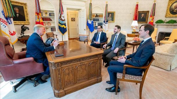 Albayrak vlerëson takimin me Trump: Mjaft pozitiv dhe konstruktiv | TRT  Shqip