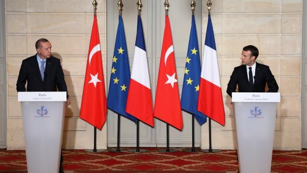 Erdogan: BE-ja na ka lodhur me sorollatjet në procesin e anëtarësimit | TRT  Shqip