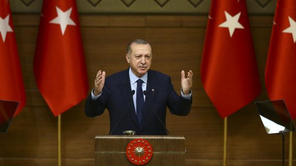 Erdogan: Afrinin do ta spastrojmë nga terroristët, do t'ua dorëzojmë pronarëve të tij të vërtetë | TRT  Shqip