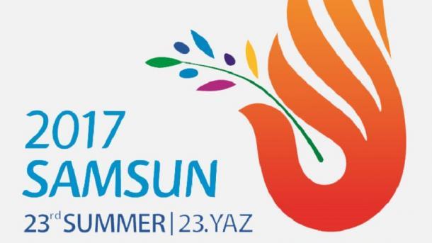 【2017サムスン・デフリンピック】 「頑張れ、ニッポン!」 トルコのメリチ大使が日本選手団にエールを送る | TRT  日本語