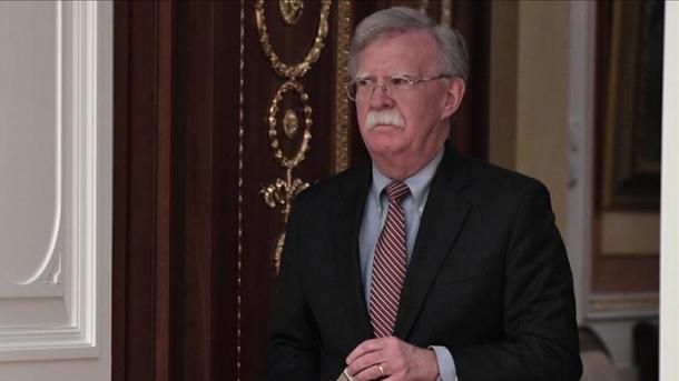 Bolton për vizitën në Turqi: Me aleatët tanë do të bisedojmë për koordinim | TRT  Shqip