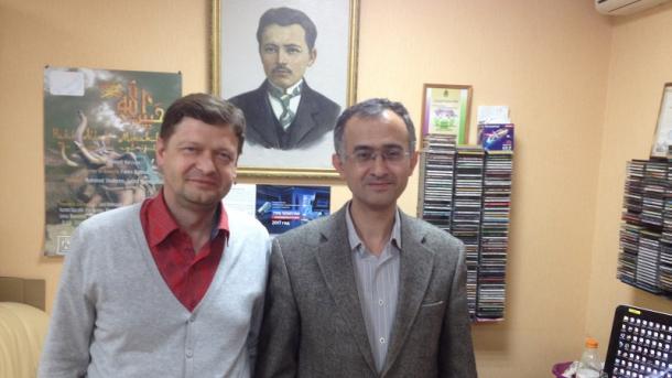 Fatix Kutlu | TRT  Tatarça