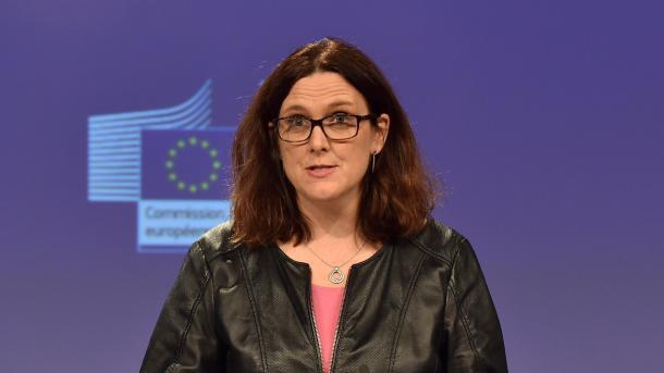 BE e gatshme të kundërpërgjigjet ndaj tarifave shtesë të ShBA-së | TRT  Shqip
