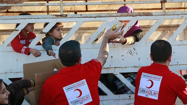 La Turquie, porte-drapeau de l'aide humanitaire dans le monde