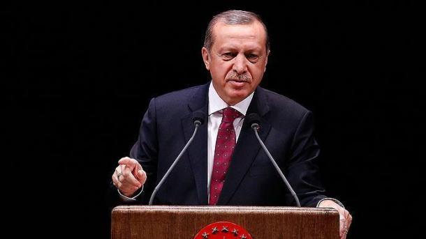 Erdogan envisage un référendum sur l'adhésion à l'UE l'année prochaine — Turquie