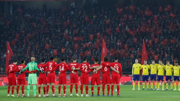 TRT现场直播土耳其-乌克兰足球赛 | 三昻体育