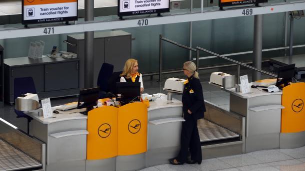 Allemagne. Grève chez Eurowings : plus de 60 vols annulés ce mardi
