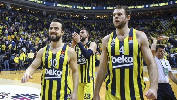 Fenerbahçe Beko vazhdon të kryesojë edhe pas javës së 15-të | TRT  Shqip