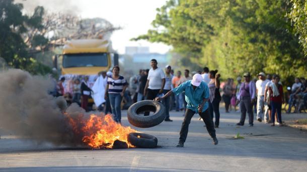 La ONU pide a Nicaragua que permita investigación sobre las protestas