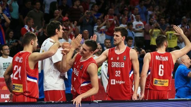 塞尔维亚击败意大利晋级欧锦赛半决赛 | 三昻体育投注