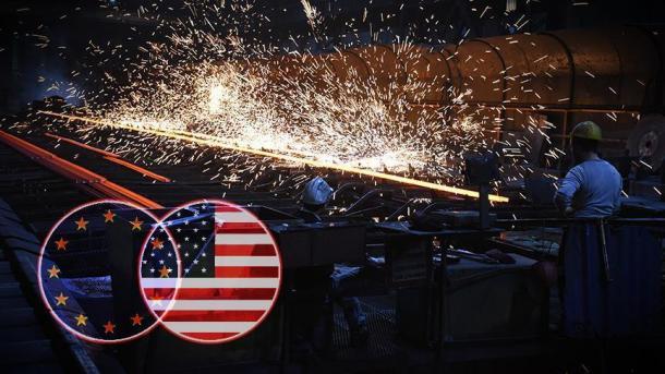 Luftë tregtare BE-SHBA, Brukseli planifikon kundërmasa për tarifat doganore | TRT  Shqip
