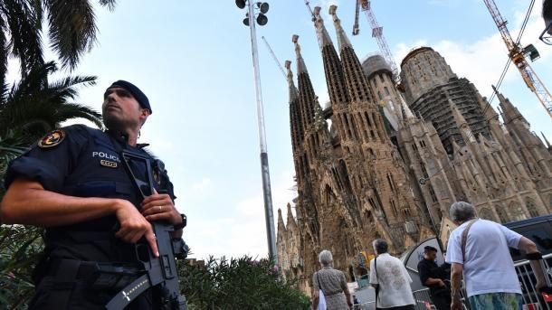 Identificado conductor de la furgoneta del atentado en Barcelona