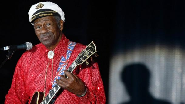 Mister Rock'n'Roll Chuck Berry ist tot