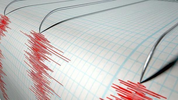 ВКаспийском море случилось землетрясение