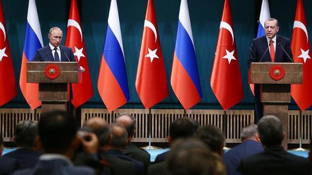 Takimi Erdogan-Putin: Kemi qasje të ngjashme lidhur me Jerusalemin | TRT  Shqip
