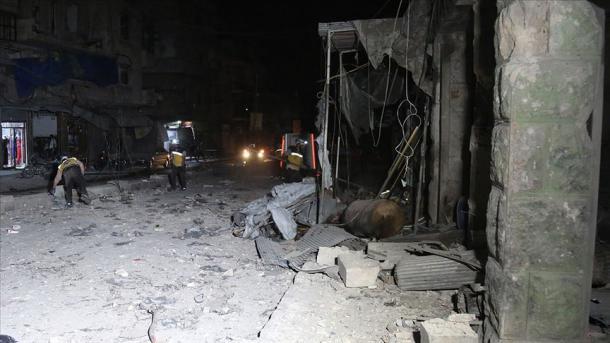 Regjimi sirian vazhdon të shkelë armëpushimin në Idlib, raportohen 8 të vdekur | TRT  Shqip