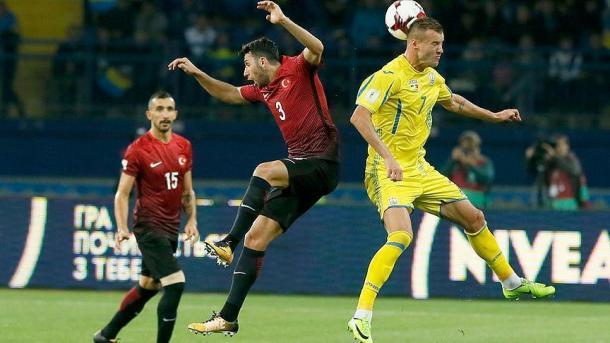 土耳其人0比2不敌乌克兰人 | 三昻体育平台