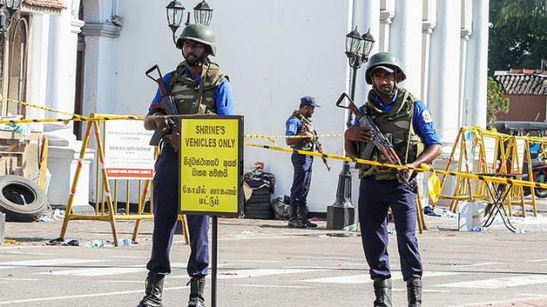 Sulmet në Sri-Lankë – 39 shtetas të huaj të vdekur | TRT  Shqip