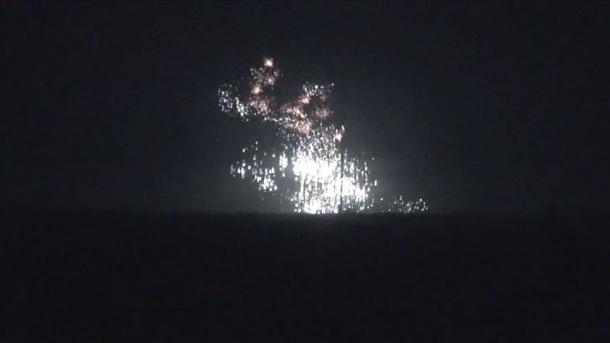 Siri – Regjimi sulmon me bomba me fosfor të bardhë zonën e Idlibit   TRT  Shqip