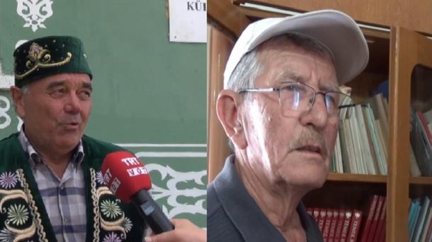 Kuruhöyük Osmaniye awılında Tatar üzäge | TRT  Tatarça
