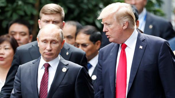 Trump et Poutine s'engagent à détruire Daech