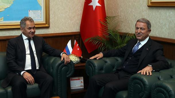 Turqi-Rusi i afrohen edhe më shumë marrëveshjes për Idlibin dhe Eufratin | TRT  Shqip