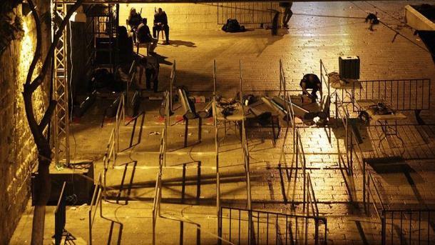 Jerusalén: nuevos choques en Al Aqsa