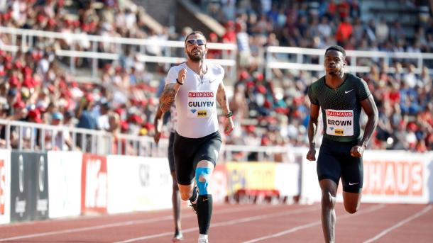 Athlétisme/Diamond League - 200 m : Ramil Guliyev s'impose à Stockholm