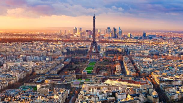 Встолице франции запустили первые беспилотные автобусы