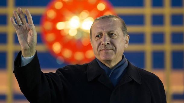اردوغان: تاکنون 3486 تروریست در عفرین از پای درآمده اند