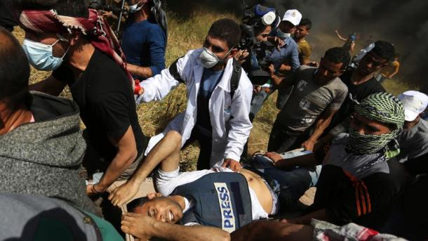 Gazë - Numri i dëshmorëve palestinezë arrin në 30 | TRT  Shqip