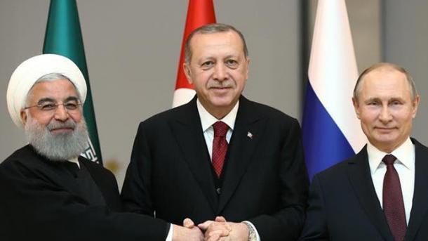 Sutra u Teheranu počinje trilateralni samit Turske, Rusije i Irana