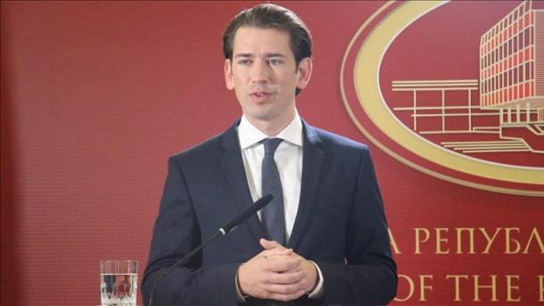 Maqedoni – Kurz: Të gjitha shtetet e Ballkanit Perëndimor e kanë vendin në BE | TRT  Shqip