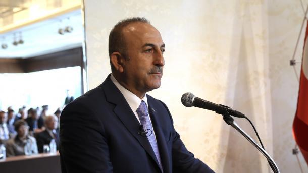 جاووش اوغلو يؤكد ان تركيا تساهم في حل المشاكل الدولية بالمبادرات الإقليمية والمهام العالمية   TRT  Arabic